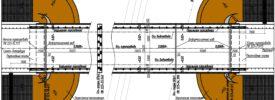Капитальный ремонт автодорожного путепровода. Республика Карелия.
