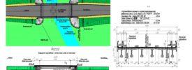 Строительство и реконструкция участков автомобильной дороги.